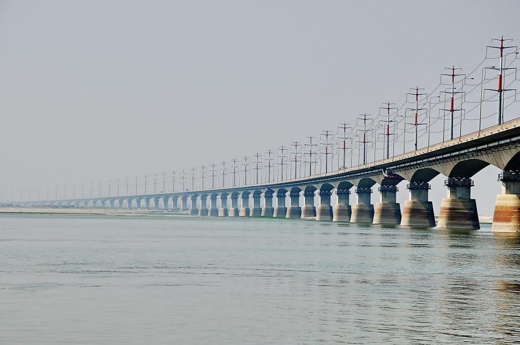 the influence of jamuna bridge on