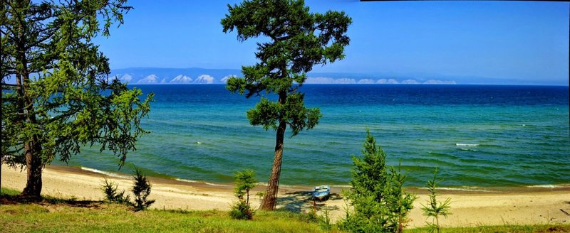 Лето на Байкале
