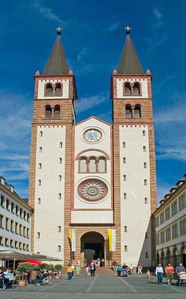собор св. килиана в вюрцбурге скачать
