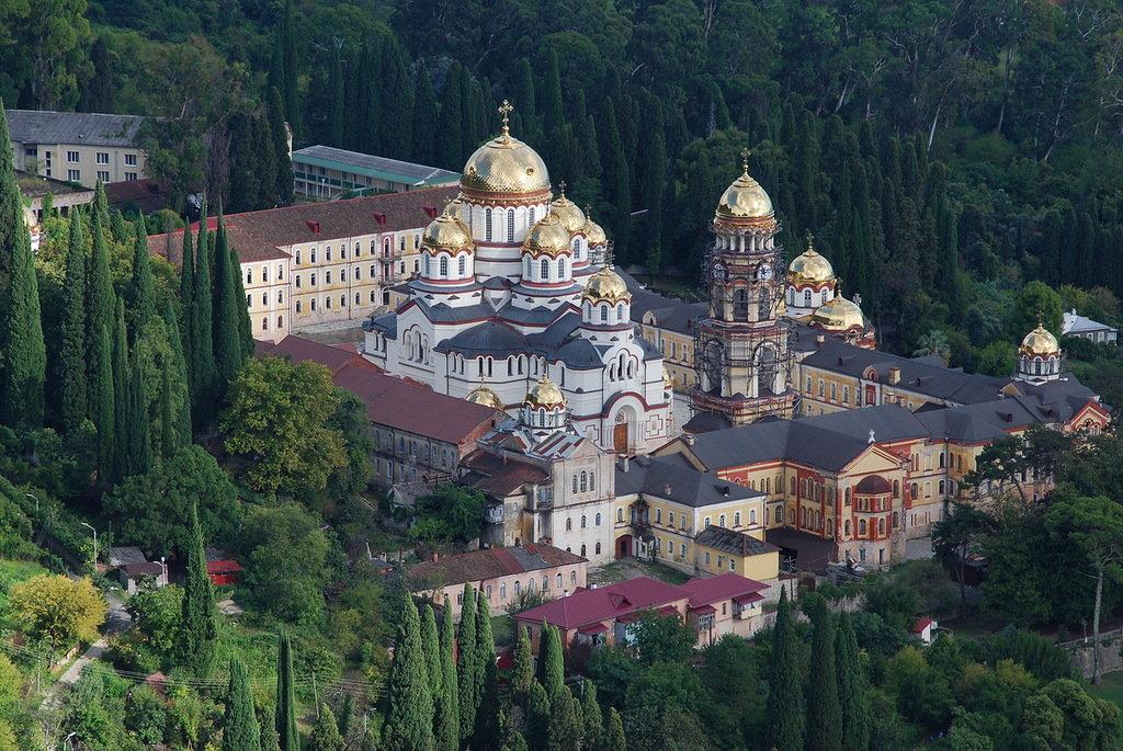 Города абхазии в картинках