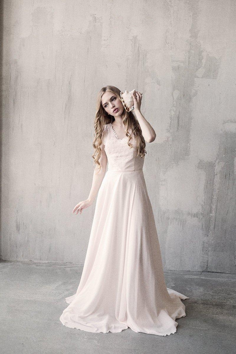 невеста с ракушкой