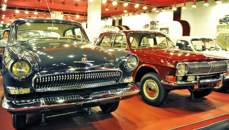 Музей Горьковского автозавода