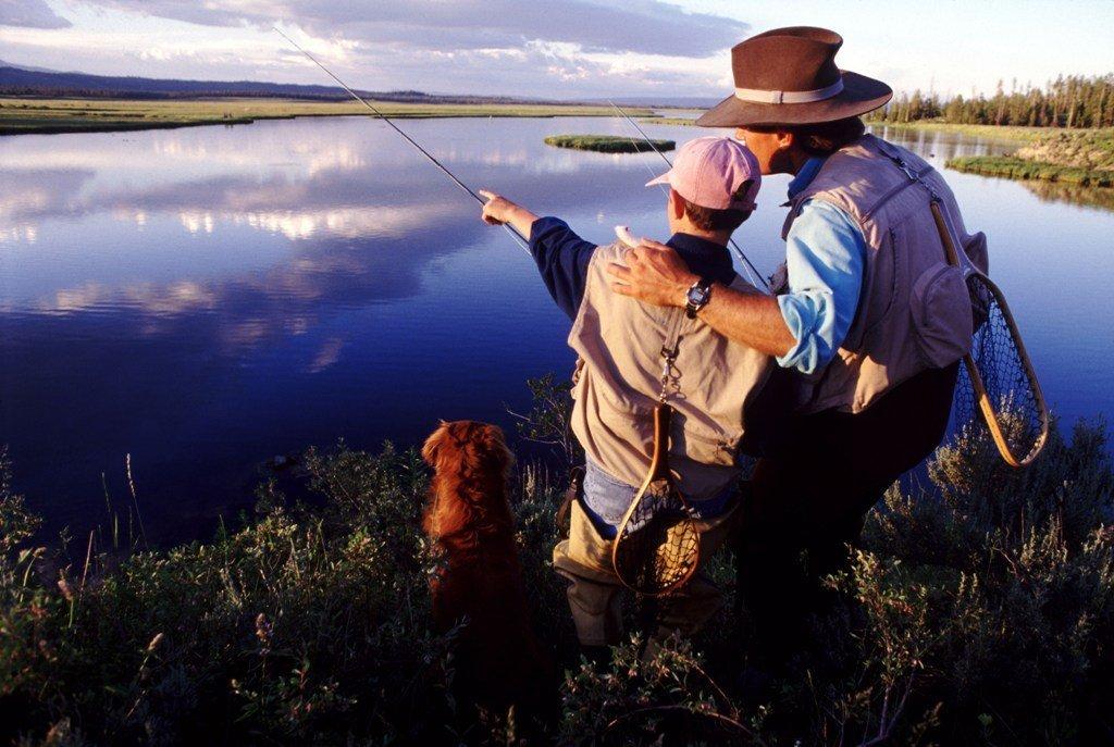 тренды картинка мужчина на рыбалке девушке