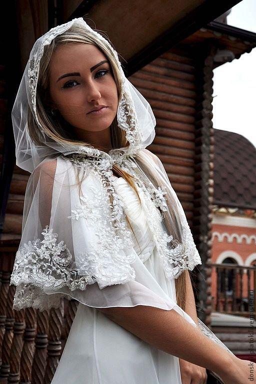 Платки для венчания в церкви