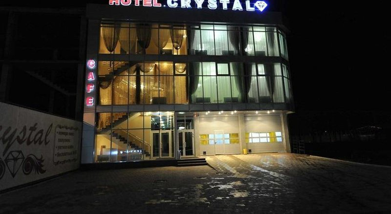 Гостиница Hotel Crystal