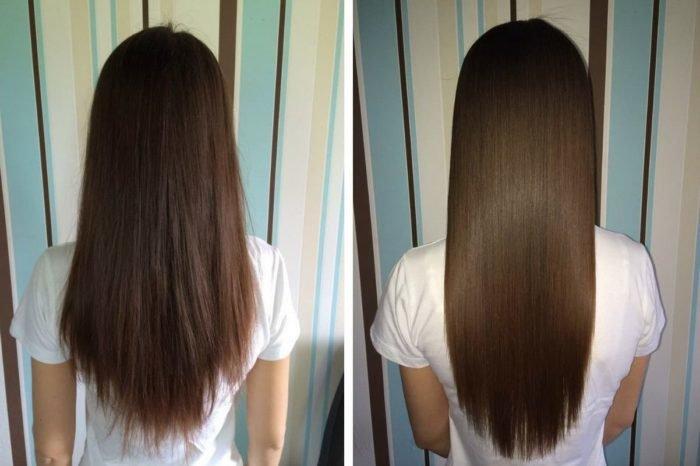 Рецепт желатинового ламинирования волос Красота 30