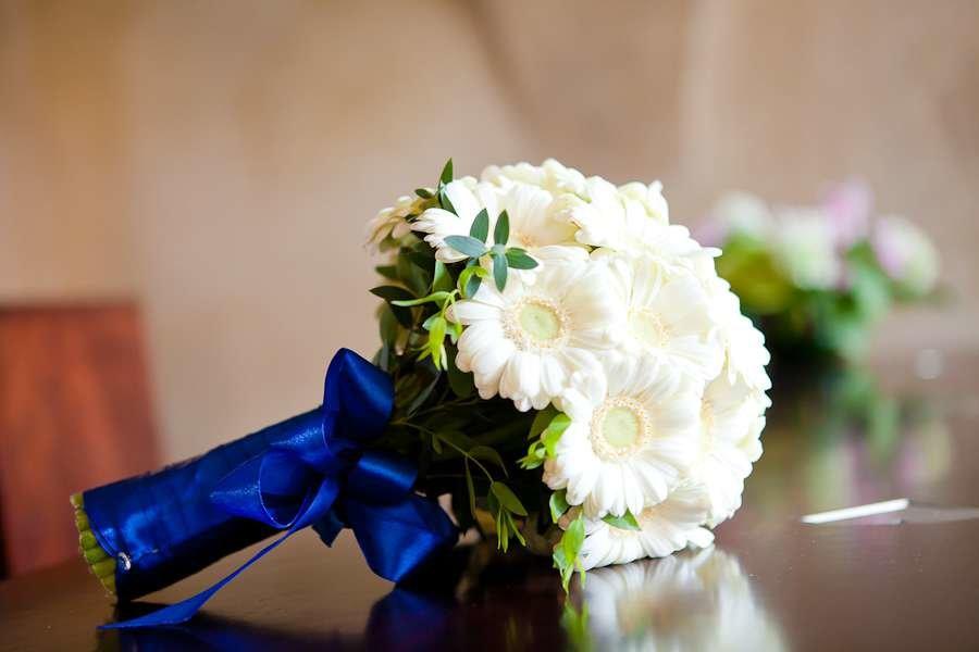 Букет невесты 320, конфет оформление органзой