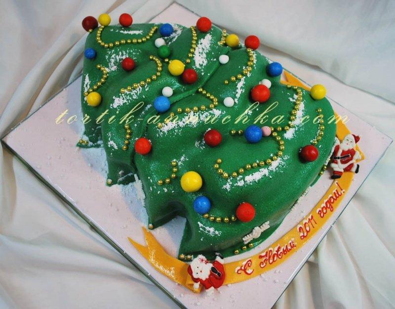 подобрали торт елка картинки все