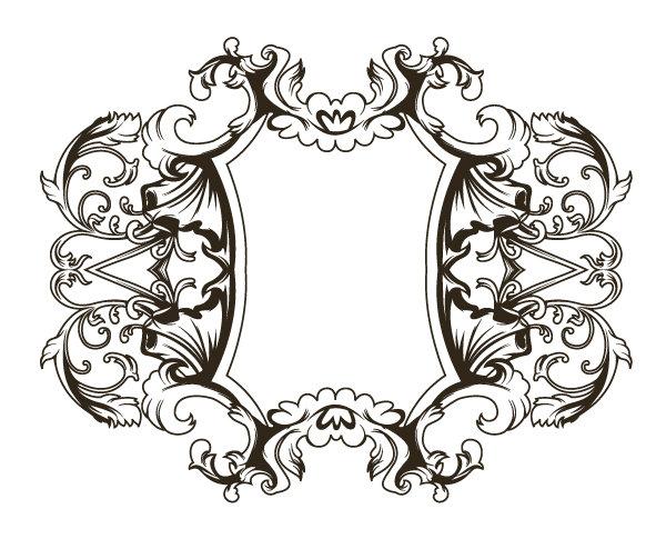 baroque designs gallery for gt baroque motifsbaroque design and baroque style