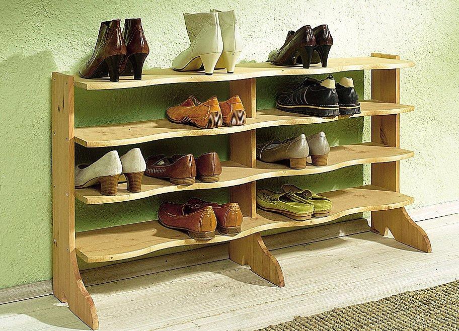 какой самый полка для обуви из металлических реек своими руками вакансий