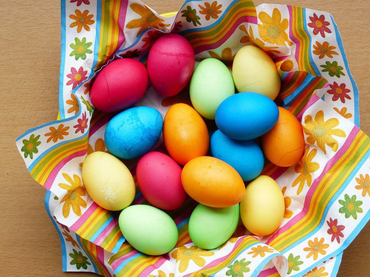 Просыпаешься, картинки с яйцами на пасху
