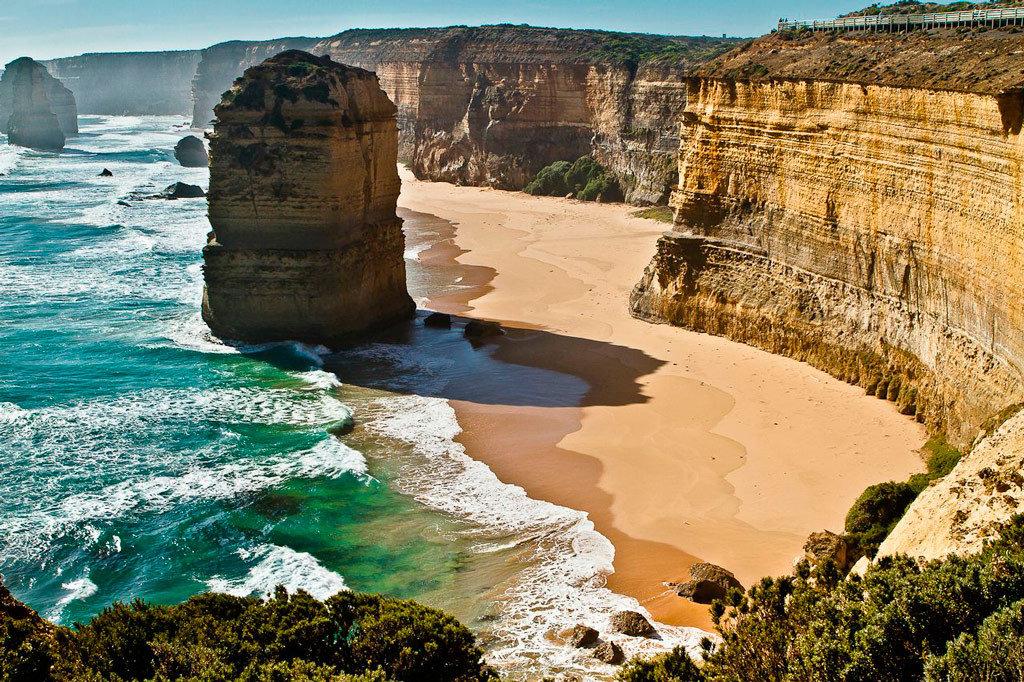 фото красивых мест австралии центре лба помещает
