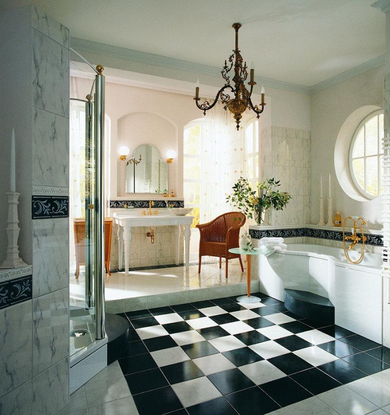 Дизайн в ванной комнате S800