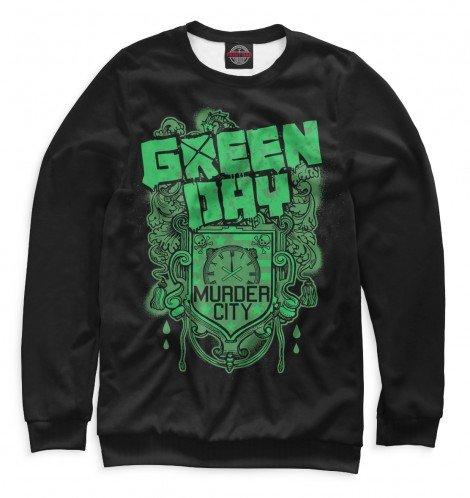 Свитшот для девочек Green Day