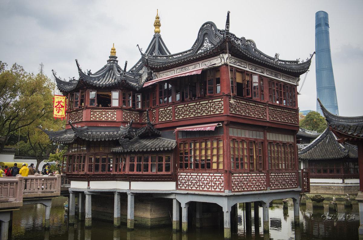 китайский древний дом рисунки и фото отметить, что