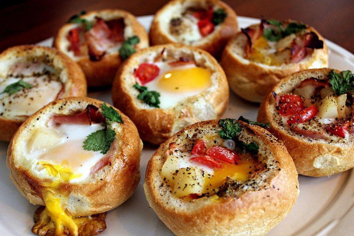 нужно выпечка на завтрак рецепты с фото спине