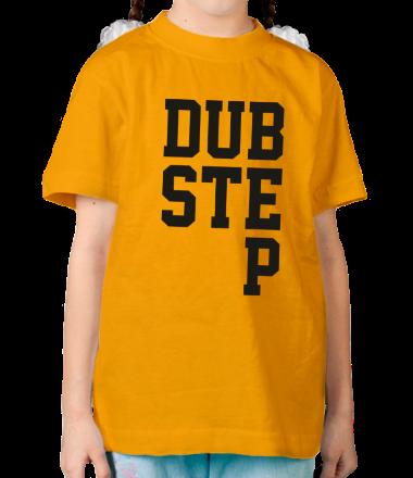 Детская футболка DubStep Lines