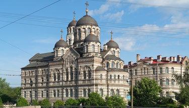 иоанновский монастырь в петербурге