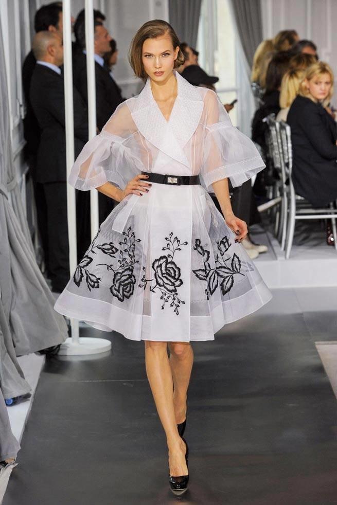 Диор платья с пышной юбкой