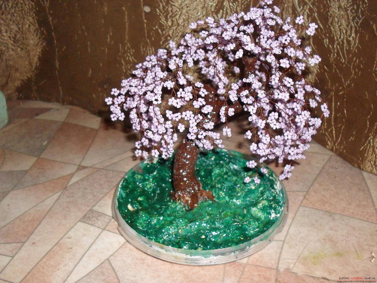 Дерево инь янь бисера своими руками фото 917