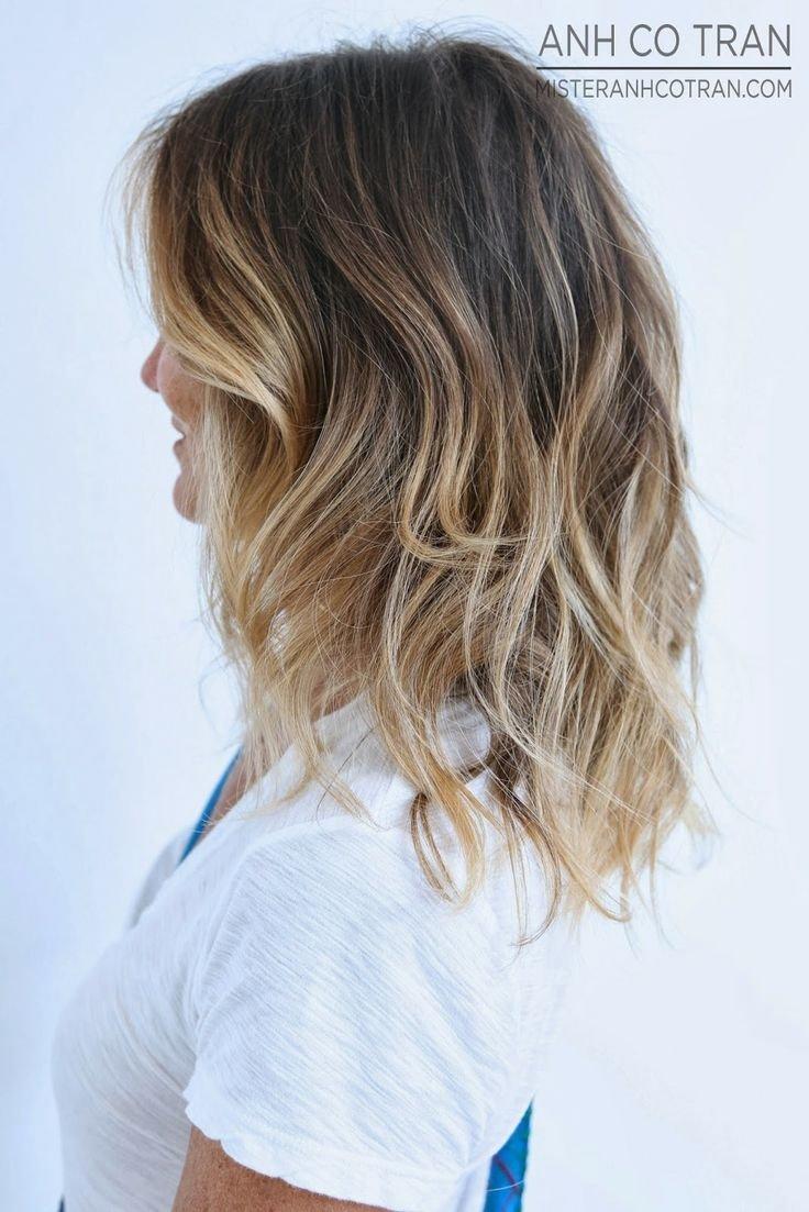 Лёгкие причёски на средние волосы своими руками быстро