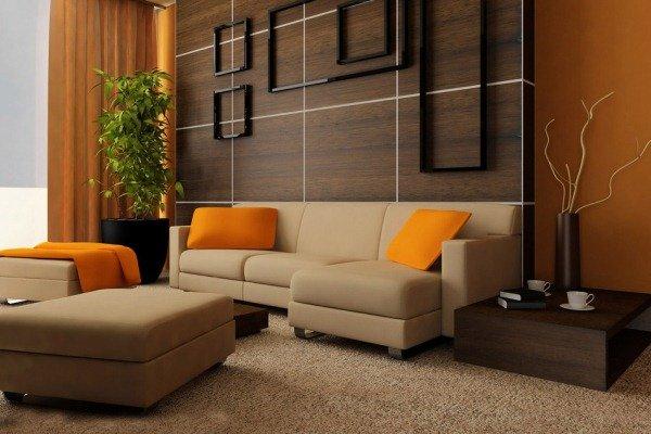 Комнатные растения в интерьере –  озеленение дома для современных интерьеров