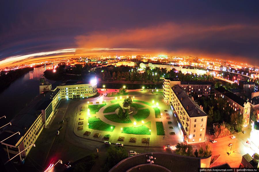 площадь бухгольца омск фото