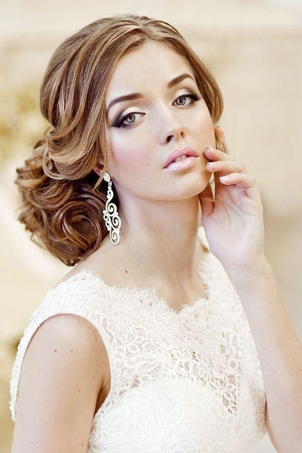 Люблю свадебный макияж, каждый по своему шикарен.
