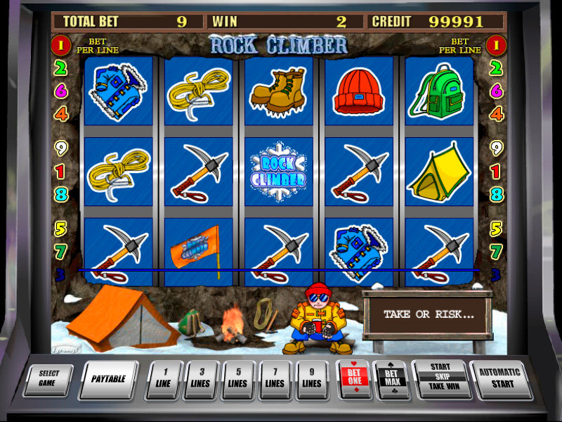 Игровые автоматы без регистрации скалолаз аниме про азартные игры в сёги