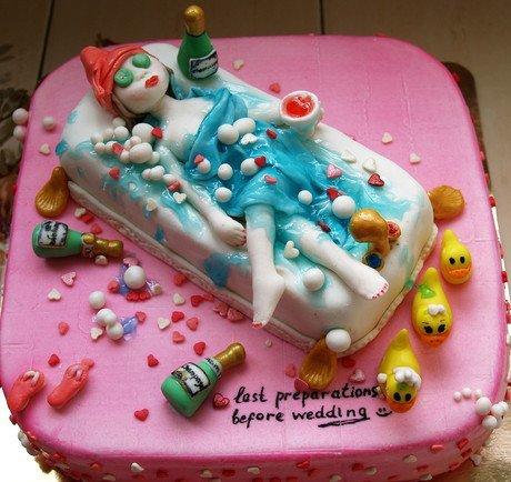 Тортик для девичника