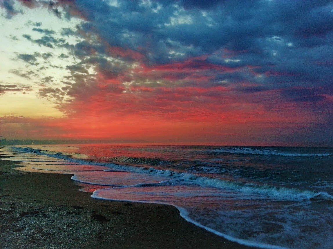 предназначен для рассвет над морем фото оказывается, можно сделать