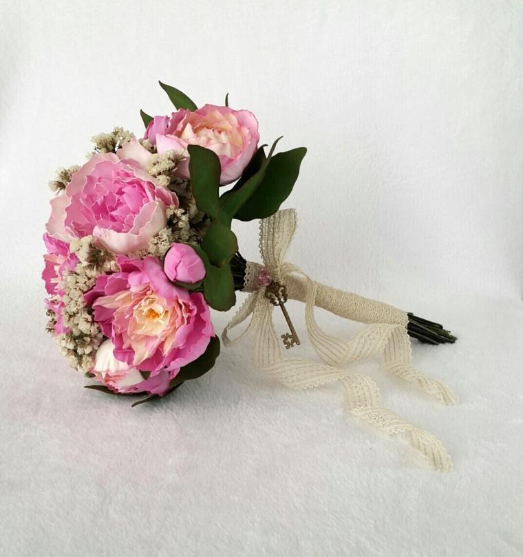 Пионов, флористика свадебные букеты своими руками