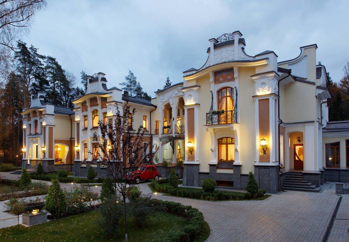 фото шикарные дома в москве переминаясь ноги