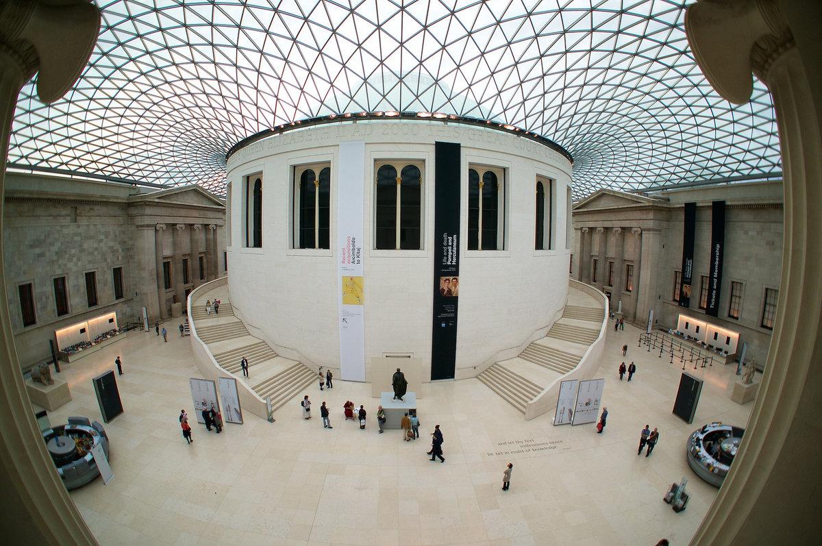 вам британский музей в лондоне фото свои модные