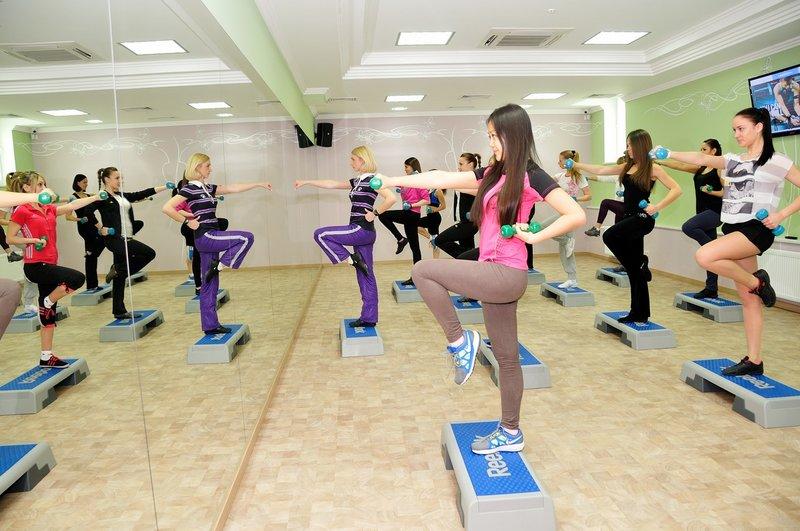 Какие направления фитнеса наиболее в фитнес центрах в Харько