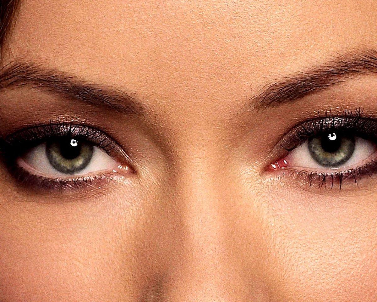 Картинки девушки глаза