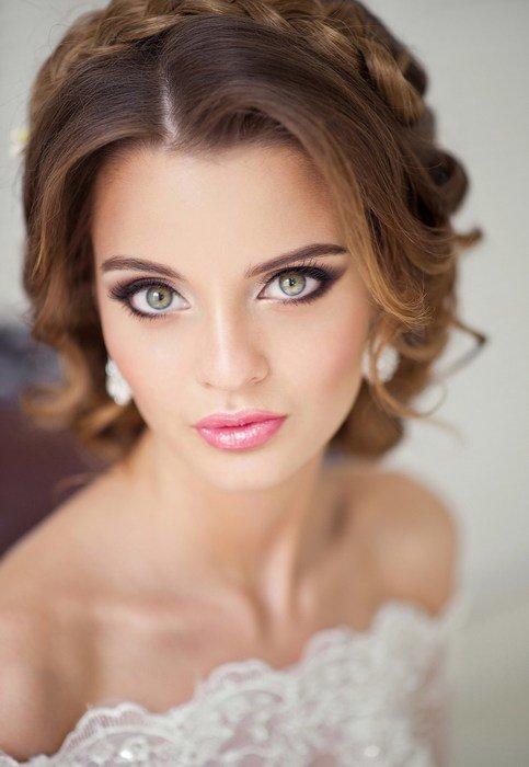 Свадебный макияж - важный момент в образе каждой невесты