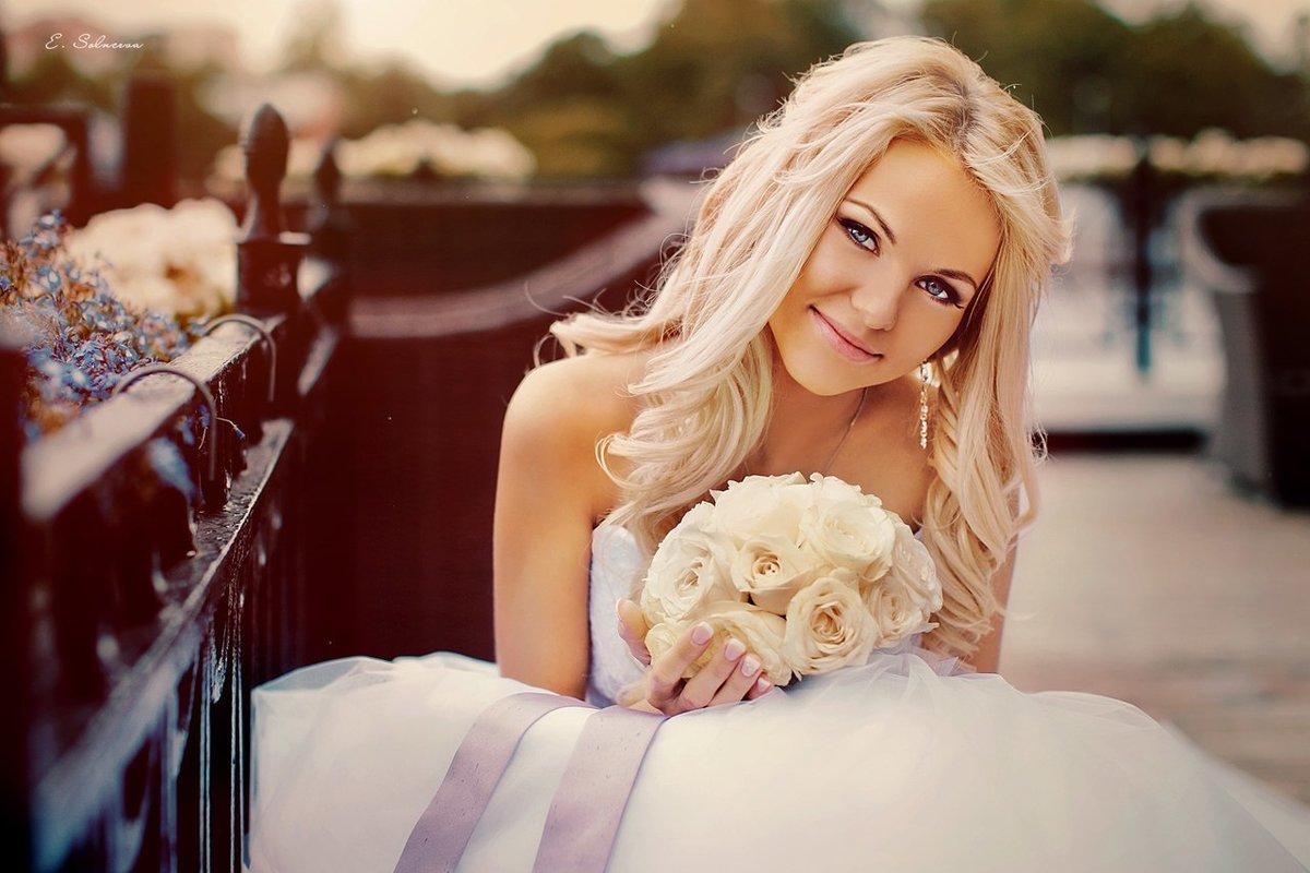 невесты блондинки