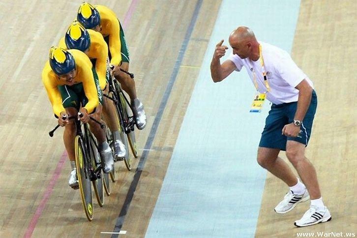 Виды спорта в прикольных картинках