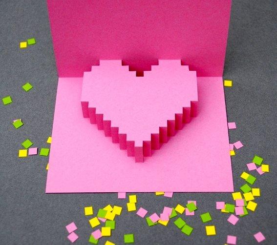 Цветов, какие открытки можно сделать из бумаги видео