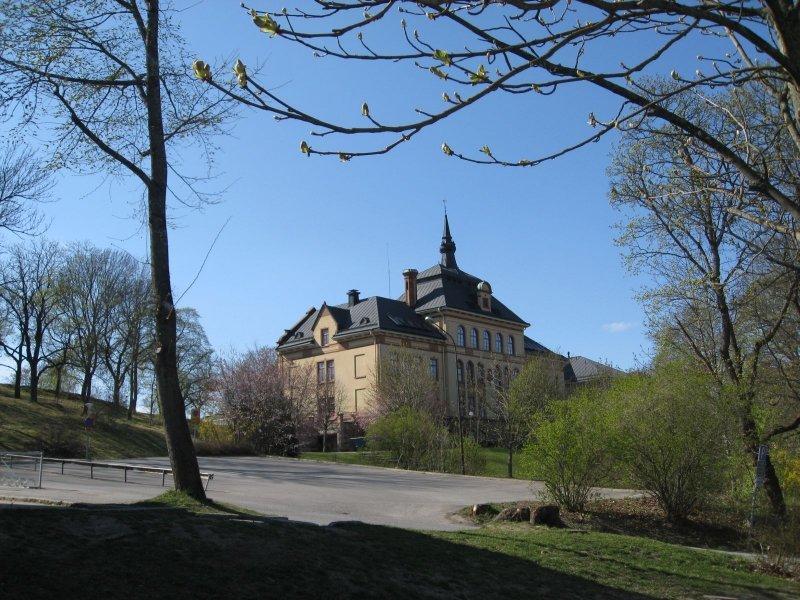 Fryxellska skolan