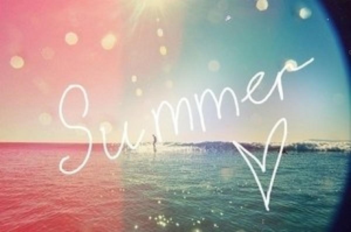 Картинки с надписью я люблю лето