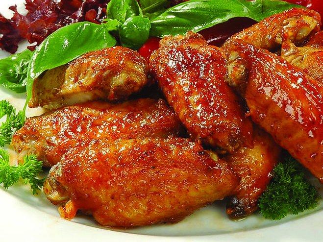 Рецепт крылышек барбекю в духовке с фото приготовление на сковороде барбекю