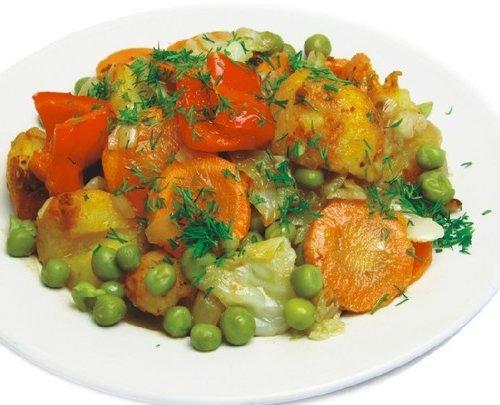 Что можно приготовить из овощей без мяса