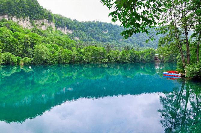 кабардино-балкария голубое озеро фото