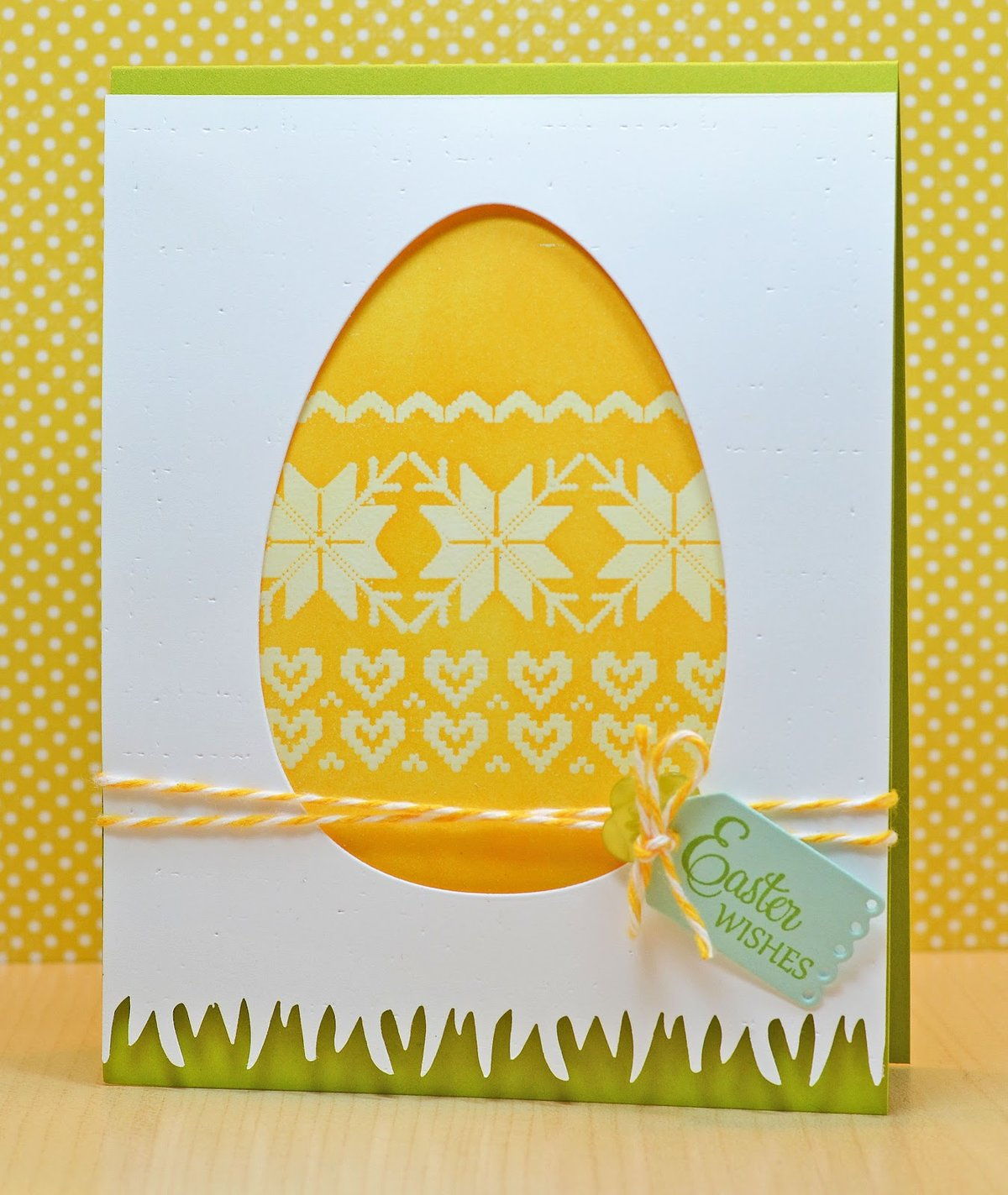Пасхальное яйцо открытка