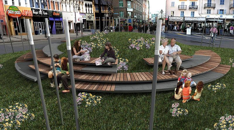 Что такое городская площадка и её строительство