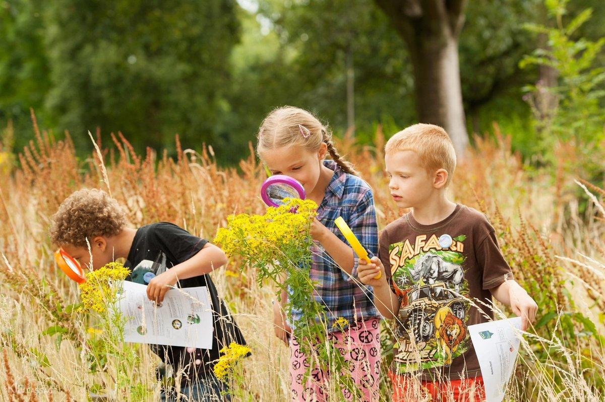 Картинки дети и природа, картинки