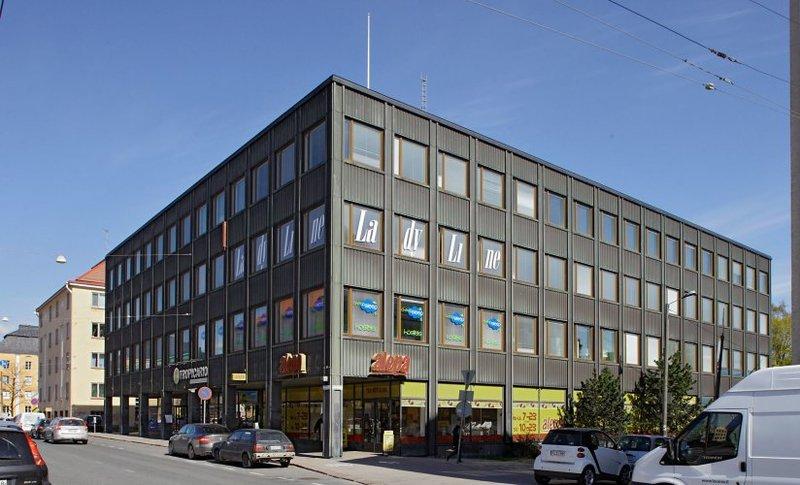 Отель CheapSleep Helsinki 2* в Хельсинки