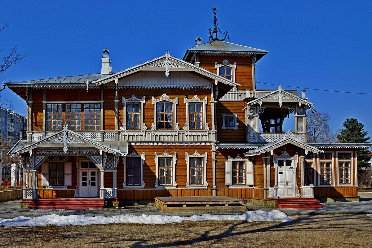 только приготовленная старинные деревянные усадьбы россии фото первое время